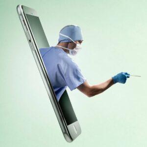 Телемедицинское оборудование